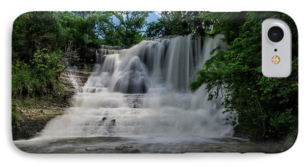 The Flowing Falls IPhone Case