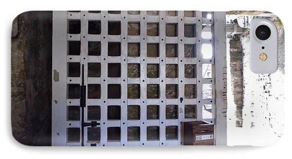 The Fort Door IPhone Case