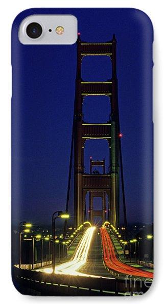 The Golden Gate Bridge Twilight IPhone Case
