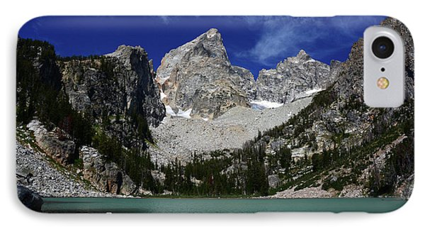 The Grand And Mount Owen From Delta Lake IPhone Case