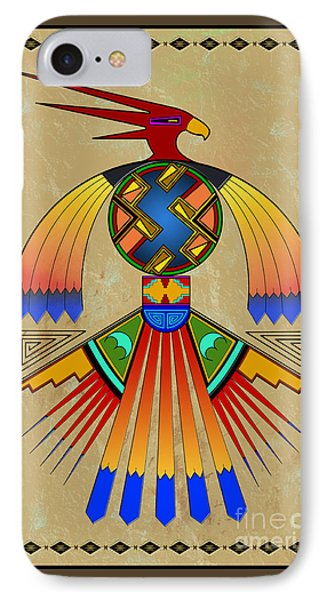 The Great Bird Spirit IPhone Case