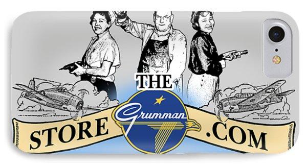 The Grumman Store IPhone Case