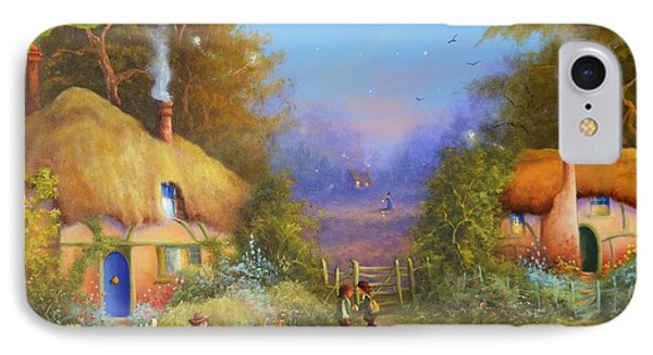 The Hamlet Of Gnarl Mid Summers Eve IPhone Case