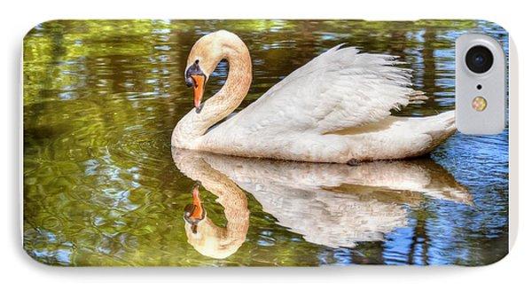 The Hammy Swan IPhone Case