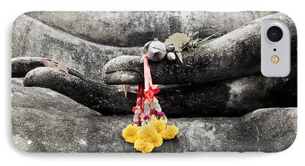 The Hand Of Buddha IPhone Case