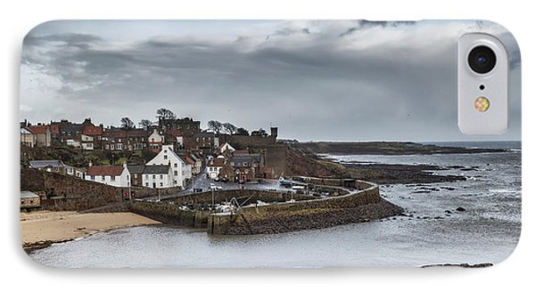 The Harbour Of Crail IPhone Case
