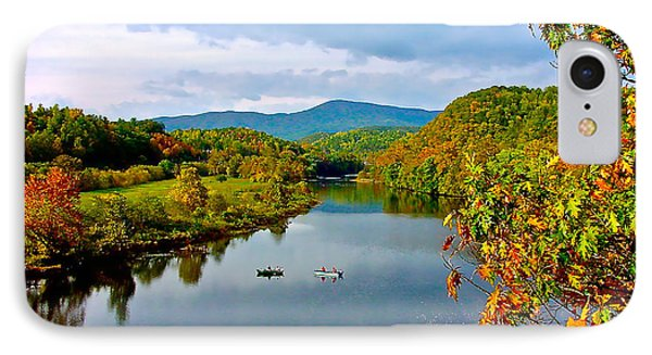 The James River Early Fall IPhone Case