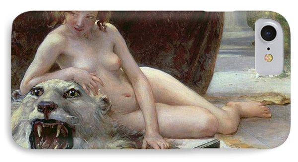 Nudes iPhone 8 Case - The Jewel Case by Guillaume Seignac