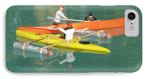The Kayak Team 12 IPhone Case