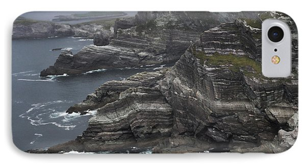 The Kerry Cliffs, Ireland IPhone Case