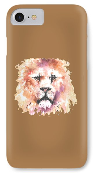 The King T-shirt IPhone Case