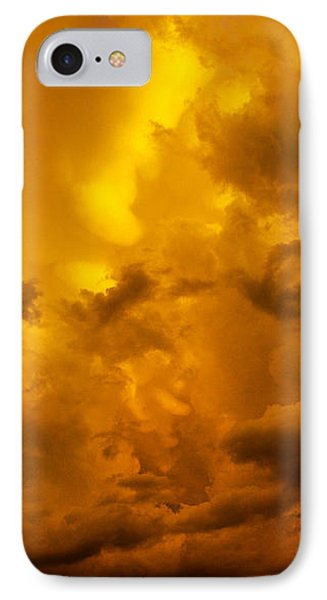 Nebraskasc iPhone 8 Case - The Last Glow Of The Day 008 by NebraskaSC