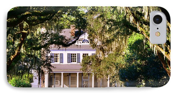 The Legare-waring House At Charles Town Landing IPhone Case