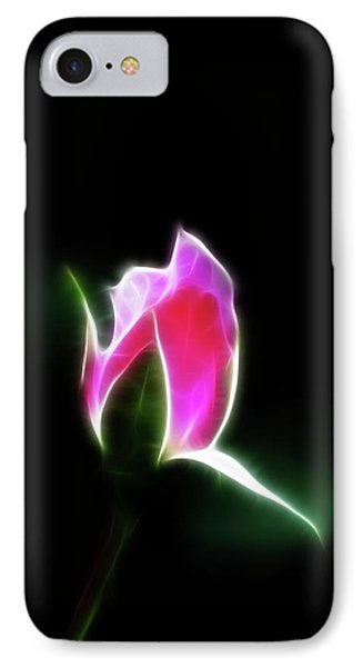 The Light Of Heaven Shining Down IPhone Case