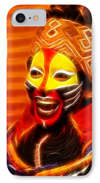 The Lion King Musical  IPhone Case