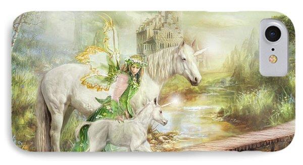 The Littlest Unicorn IPhone Case