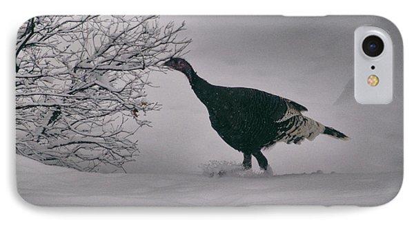 The Lone Turkey IPhone Case