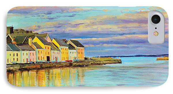 The Long Walk Galway IPhone Case