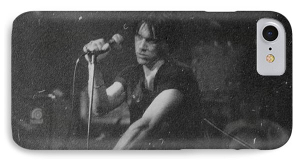 The Making Of A Rock Genius IPhone Case