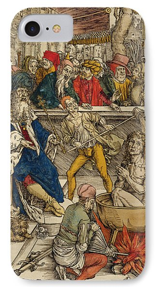 The Martyrdom Of St John IPhone Case