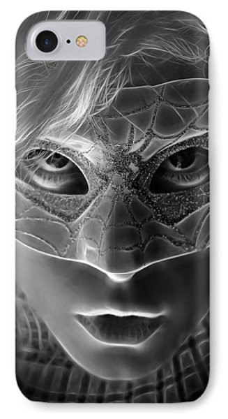 The Mask Of The Spider Woman IPhone Case
