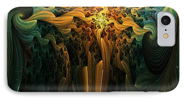 The Melting Earth IPhone Case