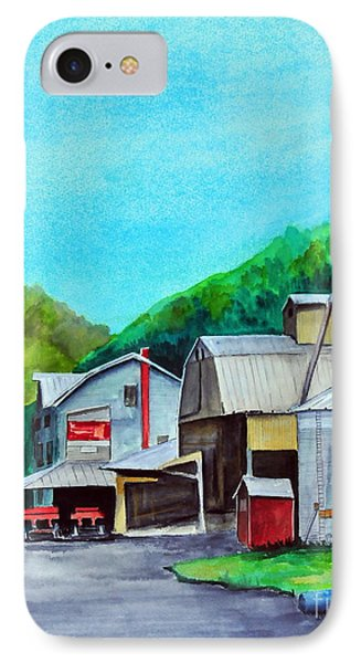 The Mill At Shade Gap II IPhone Case