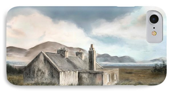 The Mist Of Moorland IPhone Case