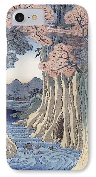 The Monkey Bridge In The Kai Province IPhone Case