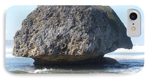 The Mushroom Rock IPhone Case