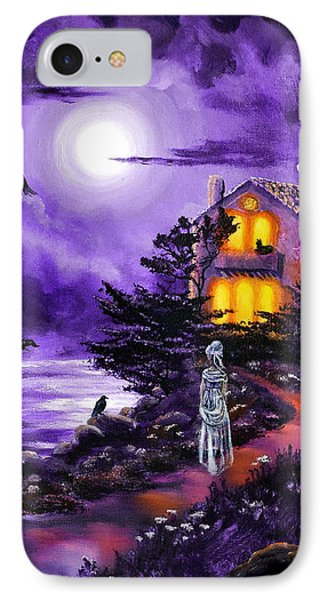 The Night's Plutonian Shore IPhone Case