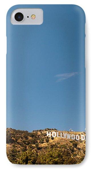 The Nora Ephron Shot - Beachwood Canyon IPhone Case