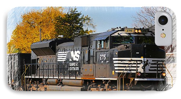 The Norfolk Southern IPhone Case