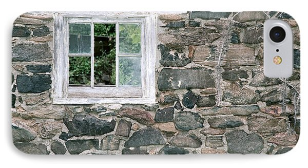 The Old Barn Window IPhone Case