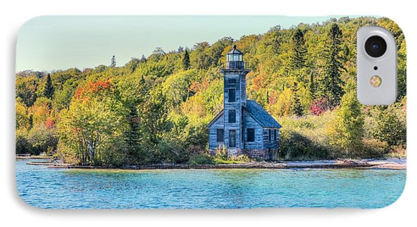 The Old Light House IPhone Case
