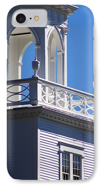 The Old Meeting House Detail IPhone Case