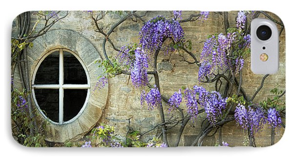 The Oval Window IPhone Case