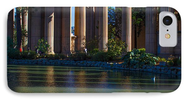 The Palace Pond IPhone Case