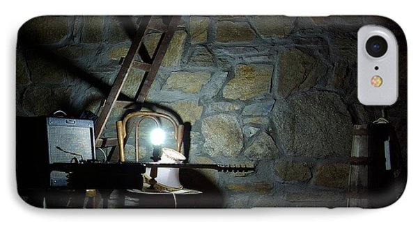 The Perfect Place For Music IPhone Case