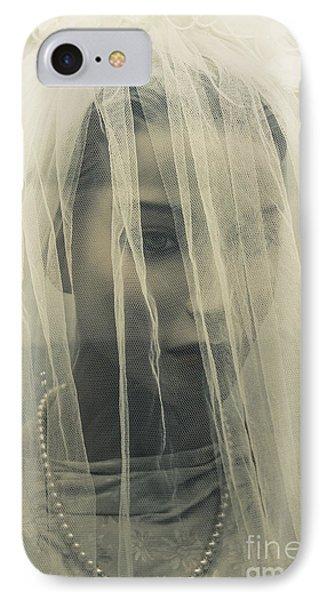 The Plastic Bride IPhone Case
