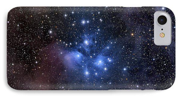 The Pleiades, Also Known As The Seven IPhone Case