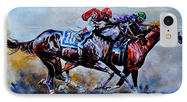 The Preakness Stakes IPhone Case