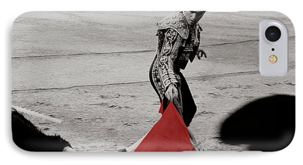 The Red Cape IPhone Case