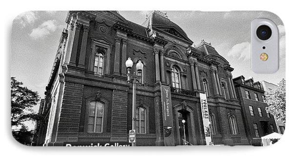 the renwick gallery Washington DC USA IPhone Case