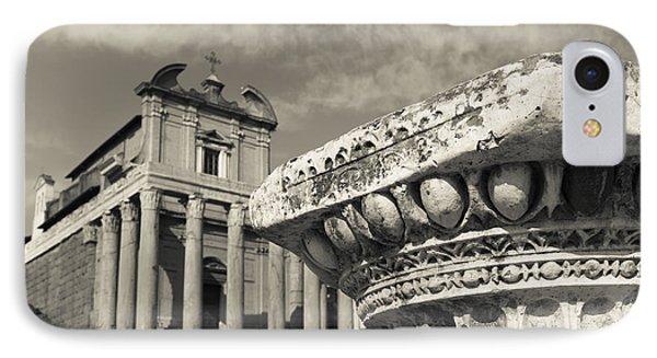The Roman Forum IPhone Case