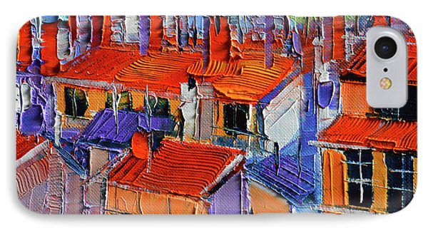 The Rooftops IPhone Case