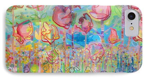 The Rose Garden, Love Wins IPhone Case