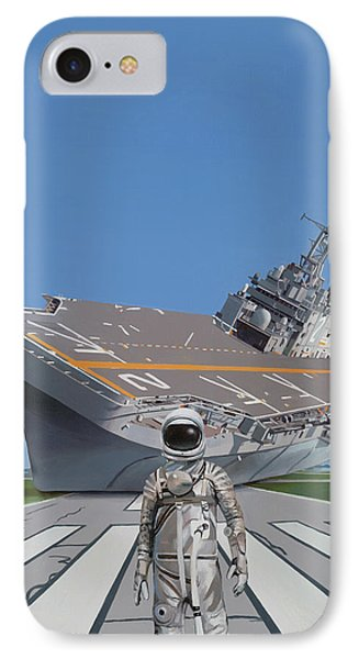 iPhone 8 Case - The Runway by Scott Listfield