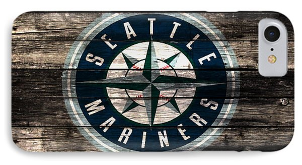 The Seattle Mariners 3b IPhone Case
