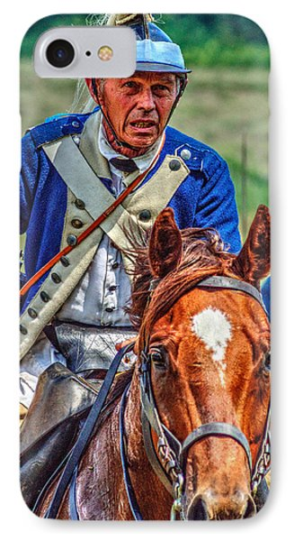 The Second Regiment Light Dragoons 004 IPhone Case